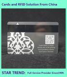 자석 줄무늬 카드는 PVC에게 사업 일원을%s 표준 Cr80를 만들었다