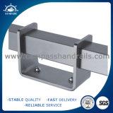 Edelstahl-quadratischer Stahlschlauchendstöpsel 2017 für Balustraden u. Handläufe
