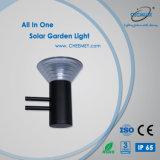 Gran cantidad de lúmenes Larga vida útil de la luz solar jardín iluminación paisaje Solar con protección IP65