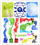 Dióxido de titânio/TiO2 para a cerâmica e o uso de esmalte