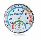 Temperatura del termometro della manopola dell'igrometro della stanza dell'interno/tester meccanici di umidità
