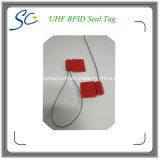 長距離の読書UHF RFIDのシーリング札