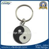 Il ricordo personalizza il supporto chiave del metallo con il vostro marchio