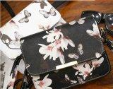 蝶印刷の女性クラッチ・バッグのハンドバッグCrossbody