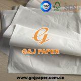 Прозрачная бумага, используемая для обвязки сеткой Glassine подарочной упаковки