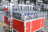 満ちるラインの前の同じような形の容器のためのびんの送り装置