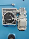 調節可能な切削角(QC11Y-6X4000)のギロチンのせん断機械