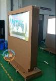 Suelo que coloca la pantalla al aire libre del LCD del anuncio de 70 pulgadas (MW-701OC)