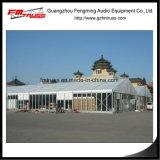 Formato di alluminio della tenda 15mx30m della sala d'esposizione dell'automobile del tetto della struttura