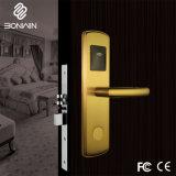 De aço inoxidável de alta qualidade de fechadura do puxador da porta com revestimento PVD