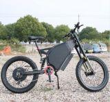 Le Nouvel An chinois Promotion ! ! ! Moto enduro 5000W E de haute qualité bombardier furtif de Vélo Electrique vélo électrique