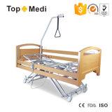 Topmedi 5 Funktions-Hauptsorgfalt-elektrisches Krankenhaus-Bett für Kind oder Patienten