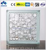 Кирпич ясности 190X190X80mm зенита высокого качества Jinghua стеклянный/блок