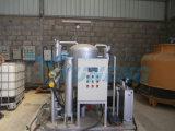 Strumentazioni residue della centrifuga dell'olio della turbina