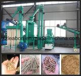 pianta di legno della pallina della fabbrica 1000kg/Hour
