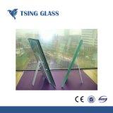 薄板にされた構築ガラスによって染められる薄板にされたガラス