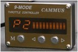 世代別V- Cammus 9モードのスロットのコントローラ((P1、P2、P3、ECOおよびモード無し)