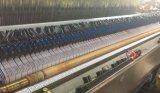 Fabrik-kundenspezifisches Tuch gesponnener Hauptstutzen-Kennsatz-Größen-Kennsatz für Kleid Lb002