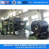 Transportador de cinta de goma para la minería del carbón, los puertos, la Metalurgia (CC/nn/EP/PVC/PVG/Cable de acero) ST5000