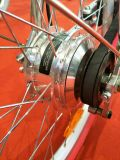 Bazzar 빨간 전기 자전거 Tsinova 이온 Pedelec 시스템의 Moden 작풍