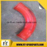 Cotovelo Foldable concreto das peças sobresselentes Putzmeister/Sany/Zoomlion da construção do caminhão da bomba