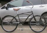 Велосипед крейсера пляжа выдвиженческих дешевых людей