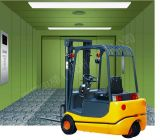 Elevador de carga fabricados en China con certificado CE