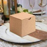 Hot Sale du papier kraft emballage cadeau de Noël Case (KPB444)