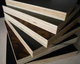 El grado AAA 18mm Formply encofrados de madera contrachapada de color marrón Film enfrenta