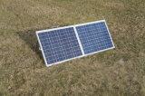 150W Carvan를 위한 휴대용 태양 전지판 시스템