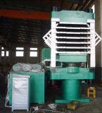 Column-Type EVA 거품 격판덮개 고무 가황 기계