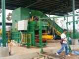 Baler емкости 3-4ton/Hour полуавтоматный для сена Silage сторновки