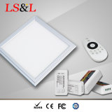 Fabricante quadrado claro liso Homelighting do diodo emissor de luz Panellight do CCT