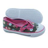 Los niños populares 2018 Lienzo Casual zapatos con suela vulcanizado