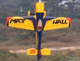 El 26% MXS-R 30-35cc Yellow-Fiber versión RC Avión