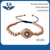 Las pulseras de los hombres de acero inoxidable de la manera joyería (XS-231)