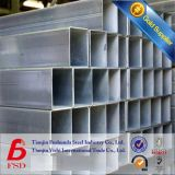 60mm Heiß-gerolltes Square Pipe White Steel Pipe Q195