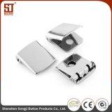 Inarcamento semplice personalizzato della lega del metallo di Monocolor del rivestimento