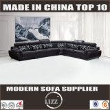 現代大きい角の居間のソファー(Lz883)