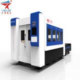 Machine de découpage de laser de fibre de Bodor de corps de machine de fer de moulage de nouvelle mise à jour