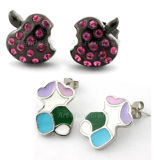 Earring personalizzato in Paint Flower (AEA1310)