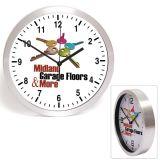 Пластичные часы стены с отделяемый затаврить Fo шкалы