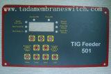 Etiqueta para interruptor de membrana