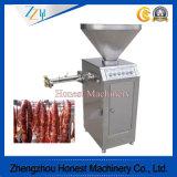 Plein de la saucisse de tasseur en acier inoxydable de la machine / de la saucisse Machine de remplissage