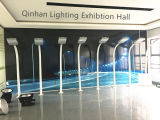 지능적인 LED 가로등 50W에 광전지 PLC와 무선 관제사 시스템을%s 가진 100W