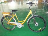 Le vélo de ville de WElectric (HQL-ECB13) présage le chandail (5360)
