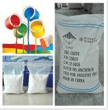 Óxido de zinco ser usado para pintura e lubrificar