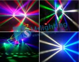 新しく熱い販売DJは装置16X10W RGBW 4in1くもLEDの移動ヘッドビームライトを上演する