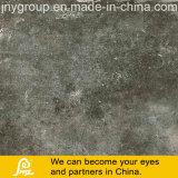 Azulejo de suelo rústico de la porcelana del diseño del cemento del color oscuro
