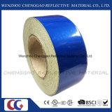 Qualitäts-blaues selbstklebendes reflektierendes Bedecken/Band (C1300-OB)